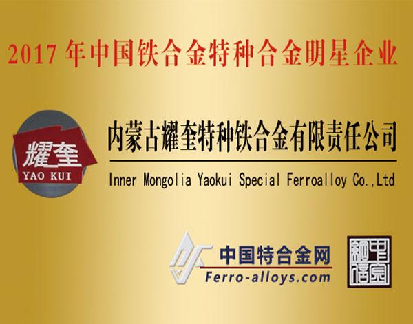 2017年中国铁bv1946伟德入口特种bv1946伟德入口明星企业